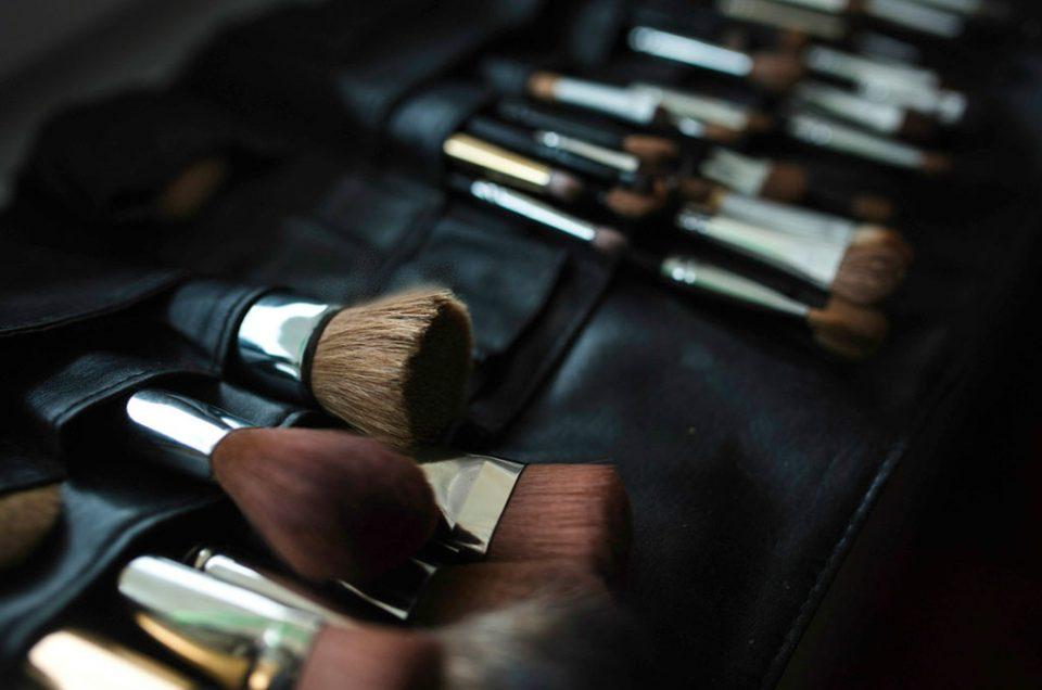 Como lavar e cuidar dos pincéis de makeup